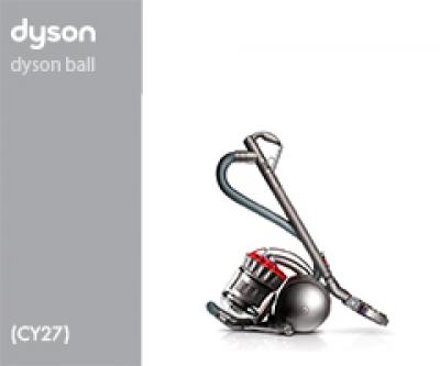 Dyson CY27 28682-01 CY27 Multifloor Extra EU Ir/MRd/Ir (Iron/Moulded Red/Iron) 2 onderdelen
