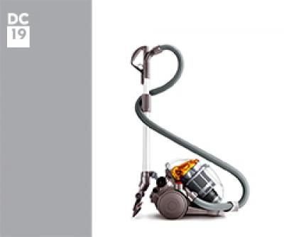 Dyson DC19 12812-01 DC19 All Floors Euro (Iron/Titanium/Red) onderdelen