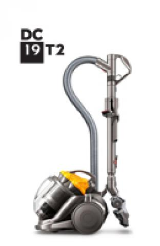 Dyson DC19 T2 24029-01 DC19 T2 Total Reach Euro (Iron/Bright Silver/Cherry Red) onderdelen