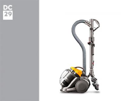 Dyson DC29 21424-01 DC29 Allergy Complete Euro (Iron/Bright Silver/Satin Cyan) onderdelen