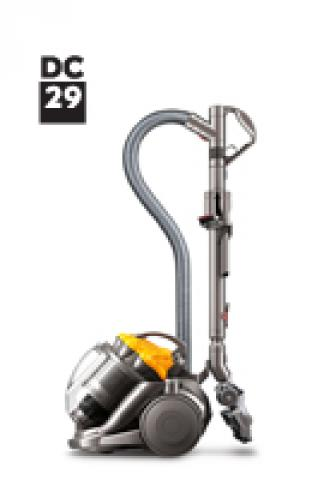 Dyson DC29 18694-01 DC29 AnimalPro Euro (Iron/Bright Silver/Metallic Red) onderdelen