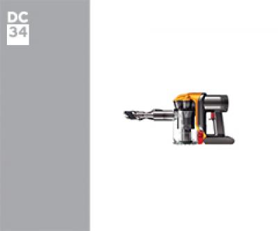 Dyson DC34 21493-01 DC34 Animal Euro (Iron/Satin Royal Purple) onderdelen
