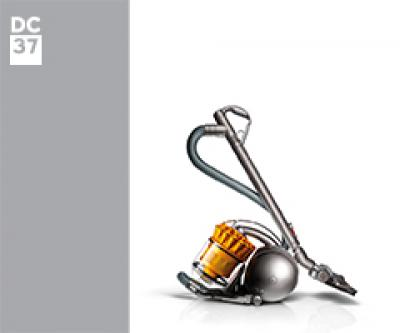 Dyson DC37 22351-01 DC37 Allergy Musclehead Euro (Iron/Bright Silver/Satin Blue) onderdelen